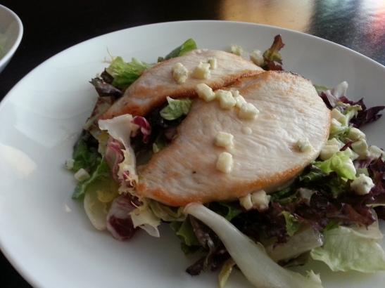 Nuevo men ensaladas del restaurante el olvido restaurantes grupo la misi n - Salsa para ternera a la plancha ...